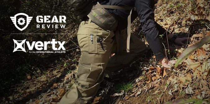 Gear Review - Vertx - Phantom Ops Airflow Pants