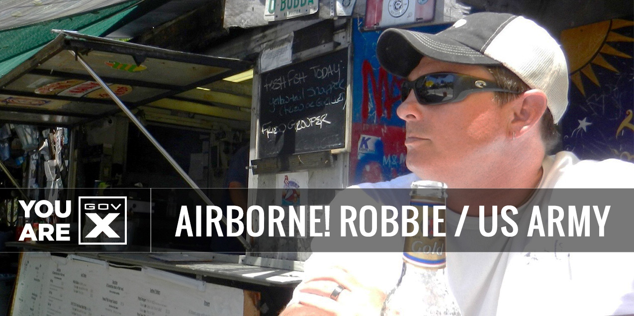 AIRBORNE! Robbie / US Army