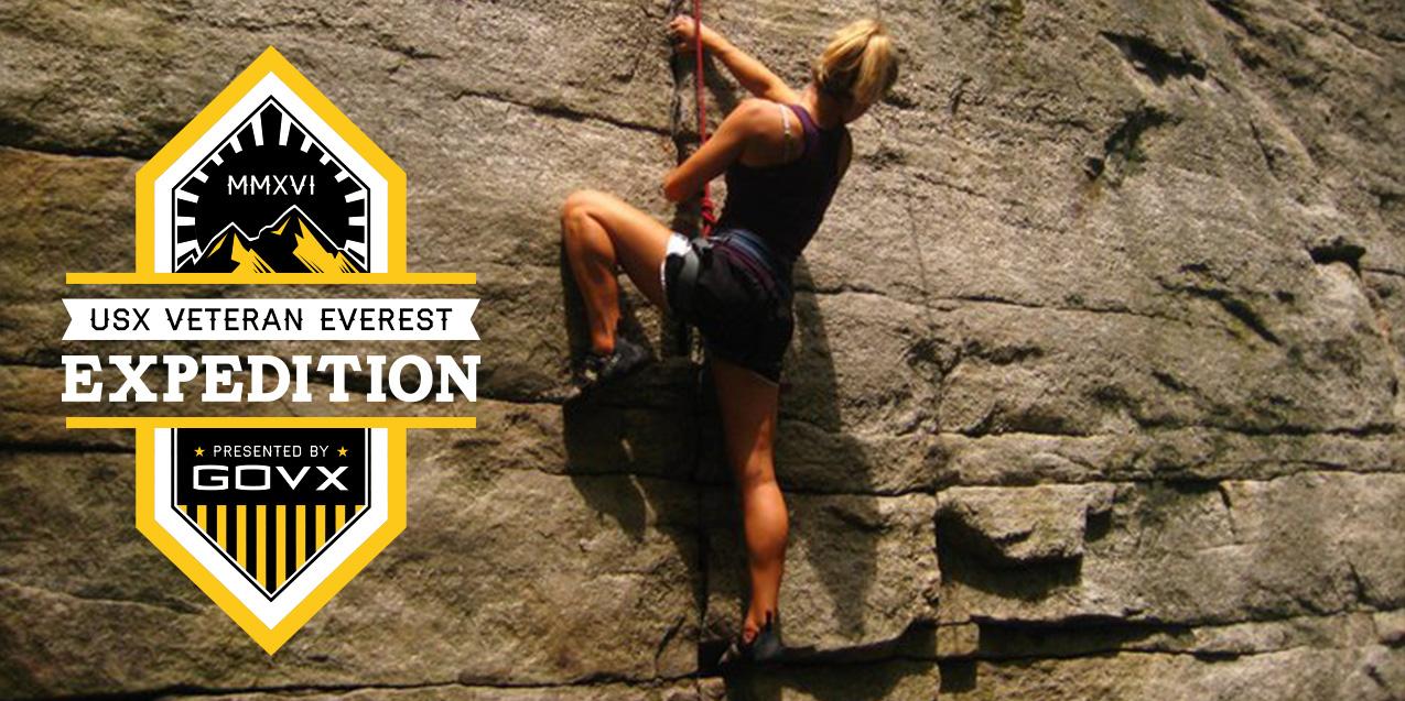 USX Climber Profile: Elyse