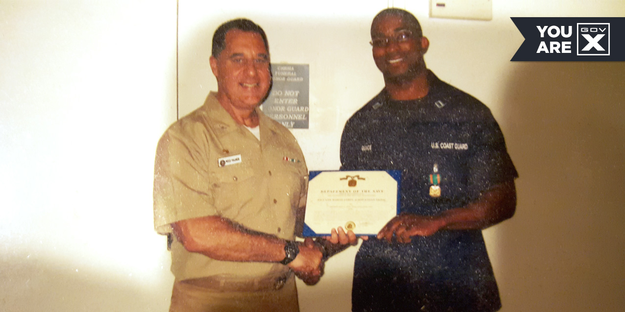 Meet the USCG JAG Officer Who Fought to Keep a Sailor in the Navy