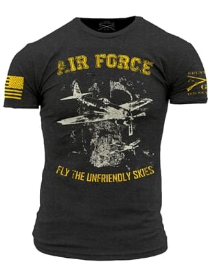 grunt-style-air-force-t-shirt