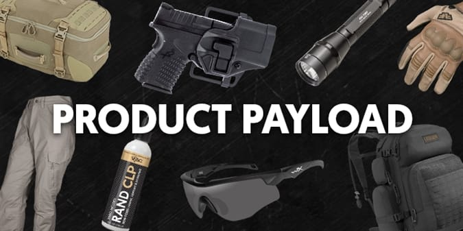 Product Payload: A Whole Bunch of New Tactical Goodies Just Landed