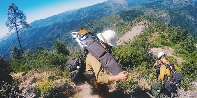How to Land Your Dream Job as a Wildland Firefighter