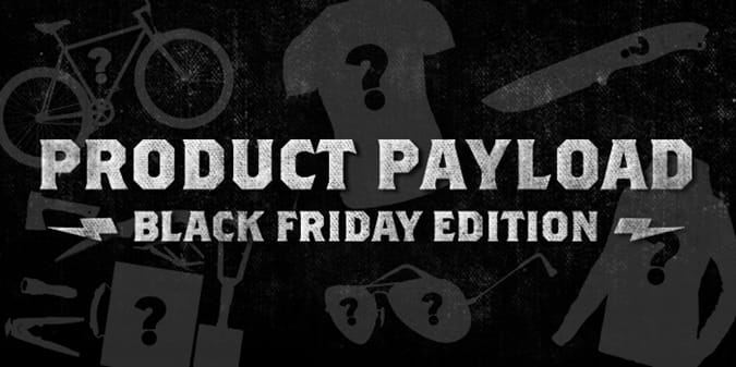 PRODUCT PAYLOAD: Handpicked Black Friday Deals