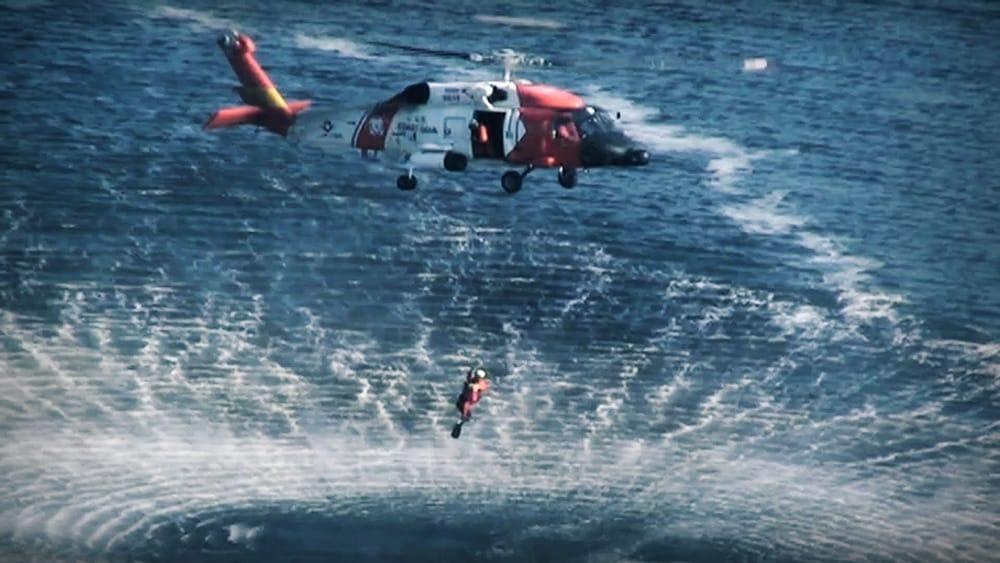10 rescue swimmer