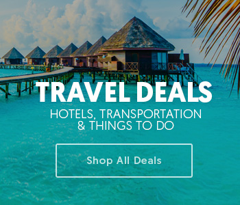 Military Travel Deal